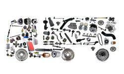 Авточасти за товарни автомобили