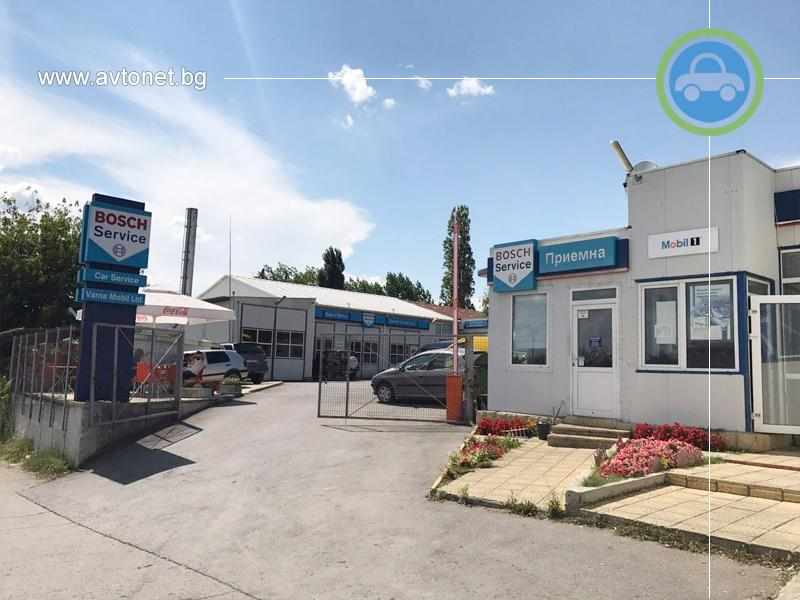 АВТОЦЕНТЪР ВАРНА МОБИЛ Bosch Car Service  - 2