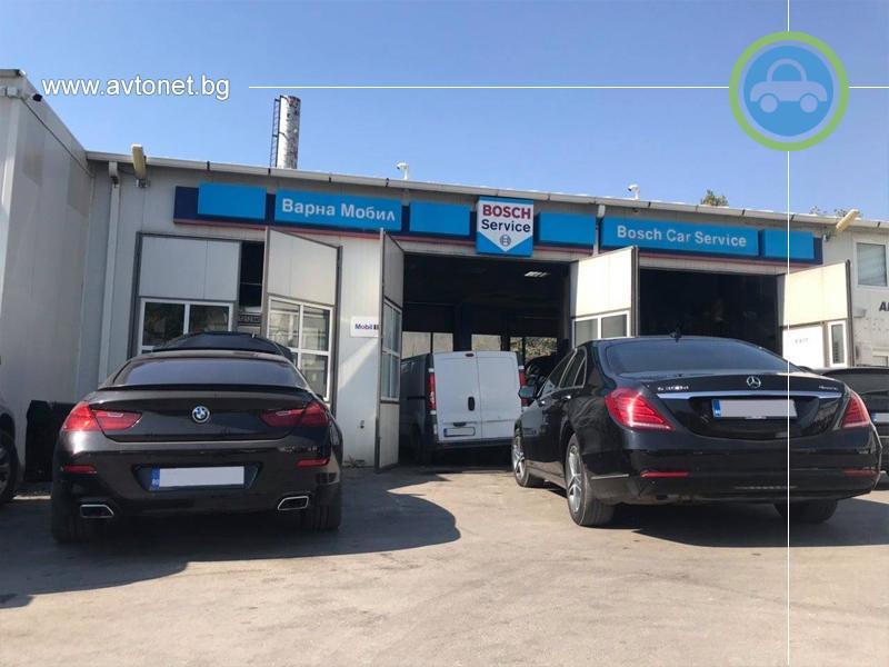 АВТОЦЕНТЪР ВАРНА МОБИЛ Bosch Car Service  - 4