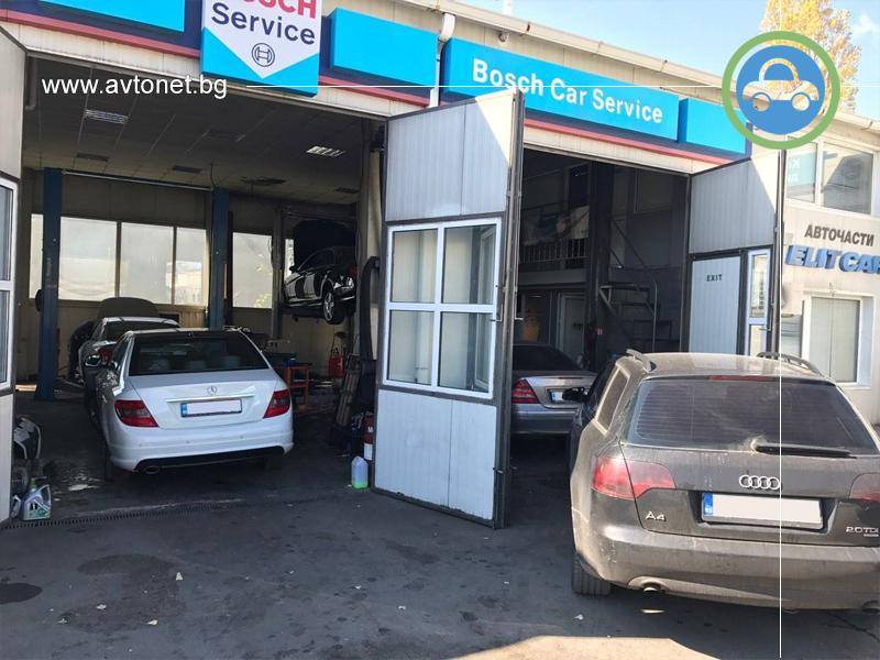 Bosch Car Service АВТОЦЕНТЪР ВАРНА МОБИЛ - 8