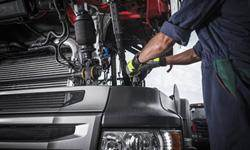 Сервиз товарни автомобили - Автосервизи