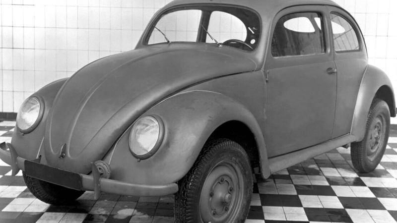 75 години история на успеха! Честит рожден ден VW Käfer!