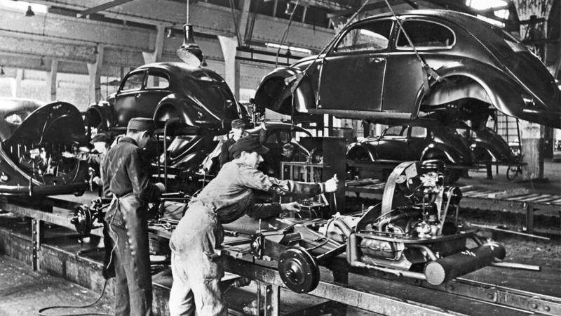 75 години история на успеха! Честит рожден ден VW Käfer! - pt2
