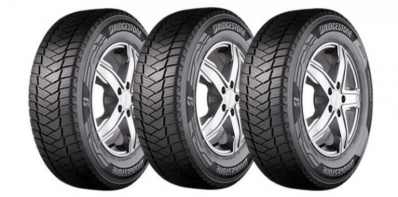 Гуми - всесезонни гума за леки търговски превозни средства