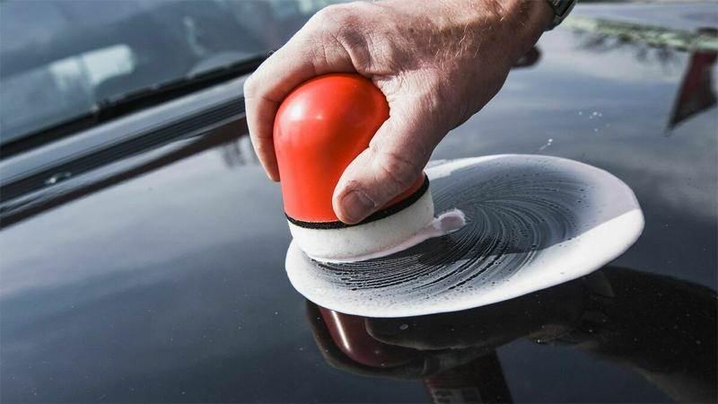 Правилната грижа за боята на автомобила