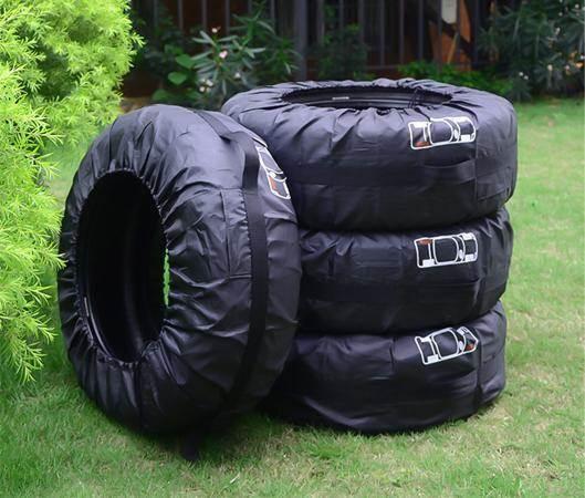 Смяна на гумите - стъпка по стъпка - tp5