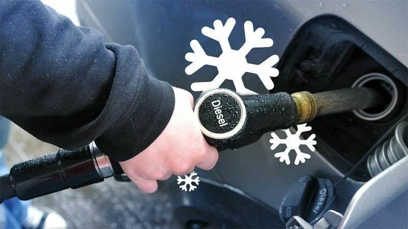 Зимен дизел - всичко, което трябва да знаете